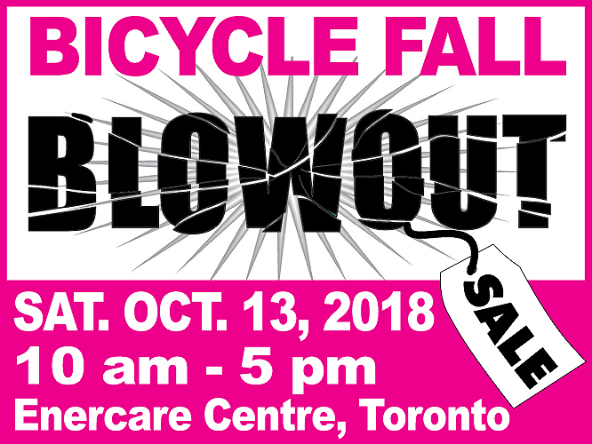 T.O. Bike Show Blowout Sept14