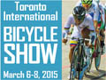 Toronto Bike Show button March 2