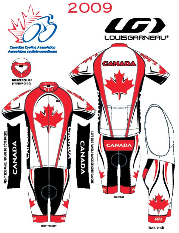 2009 CCA Team Kit