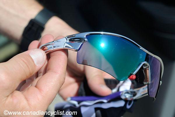 5acdbad013c Sunglasses Oakley Limited Edition Bmx Chrome Sunglasses « Heritage Malta  Oakley Bmx Chrome Radar Path ...