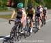 Joanie Caron (Colavita-espnW Pro Cycling) leads the chase 		CREDITS:  		TITLE:  		COPYRIGHT: Copyright Greg Descantes