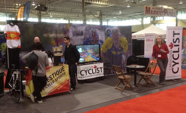 Canadian Cyclist Come Have a Shot with CC at the Toronto