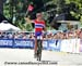 Gunn-Rita Dahle Flesjaa (Norway) takes silver 		CREDITS:  		TITLE: 2012 MTB World Championships  		COPYRIGHT: Rob Jones/www.canadiancyclist.com 2012 -copyright -All rights retained - no use permitted without prior, written permission