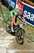 Burry Stander put South Africa into 3rd 		CREDITS:  		TITLE: 2012 MTB World Championships  		COPYRIGHT: Rob Jones/www.canadiancyclist.com 2012 -copyright -All rights retained - no use permitted without prior, written permission