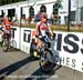 Pendrel was rd rider off for Canada 		CREDITS:  		TITLE: 2012 MTB World Championships  		COPYRIGHT: Rob Jones/www.canadiancyclist.com 2012 -copyright -All rights retained - no use permitted without prior, written permission