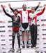 Podium: Chris Sheppard, Geoff Kabush, Derrick St John 		CREDITS:  		TITLE: 2012 Cyclocross Nationals 		COPYRIGHT: Rob Jones/www.canadiancyclist.com 2012- copyright- All rights retained - no use permitted without prior, written permission