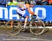 Marianne Vos starts the last lap 		CREDITS:  		TITLE: 2013 Cyclo-cross World Championships 		COPYRIGHT: CANADIANCYCLIST