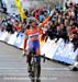 Marianne Vos wins her 6th World title in cyclocross 		CREDITS:  		TITLE: 2013 Cyclo-cross World Championships 		COPYRIGHT: CANADIANCYCLIST