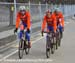 The Dutch team is one of the favourites 		CREDITS:  		TITLE: 2013 Cyclo-cross World Championships 		COPYRIGHT: CANADIANCYCLIST