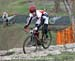 Garrigan tries to ride the steps 		CREDITS:  		TITLE: 2013 Cyclo-cross World Championships 		COPYRIGHT: CANADIANCYCLIST