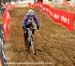 Compton powers through the sand pit 		CREDITS:  		TITLE: 2013 Cyclo-cross World Championships 		COPYRIGHT: CANADIANCYCLIST