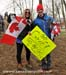 Hoser fans were there in large numbers 		CREDITS:  		TITLE: 2013 Cyclo-cross World Championships 		COPYRIGHT: CANADIANCYCLIST