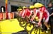 Cofidis start 		CREDITS:  		TITLE: 2013 Tour de France 		COPYRIGHT: � Casey B. Gibson 2013
