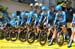 Team Garmin-Sharp starts 		CREDITS:  		TITLE: 2013 Tour de France 		COPYRIGHT: � Casey B. Gibson 2013