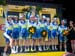 Orica GreenEDGE on the podium 		CREDITS:  		TITLE: 2013 Tour de France 		COPYRIGHT: � Casey B. Gibson 2013