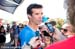 David Millar doing interviews 		CREDITS:  		TITLE: 2013 Tour de France 		COPYRIGHT: CanadianCyclist.com