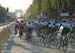 Riders on the Champs-Elysees  		CREDITS:  		TITLE: 2013 Tour de France 		COPYRIGHT: � CanadianCyclist.com
