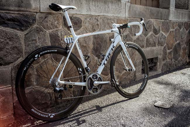 Lightest Road Bike >> Canadian Cyclist Trek Introduces Worlds Lightest Production Road Bike