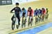 Men Keirin Round one heat 		CREDITS:  		TITLE: 2016 Track World Cup 3 - Hong Kong 		COPYRIGHT: (C) Copyright 2015 Guy Swarbrick All rights reserved