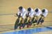 Womens Team Pursuit final 		CREDITS:  		TITLE: 2016 Track World Cup 3 - Hong Kong 		COPYRIGHT: (C) Copyright 2015 Guy Swarbrick All rights reserved