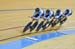 Men Team Pursuit qualifying 		CREDITS:  		TITLE:  		COPYRIGHT: (C) Copyright 2015 Guy Swarbrick All rights reserved