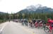 Stage 4 of the Tour of Alberta, Jasper to Marmot Basin. 		CREDITS:  		TITLE: Tour of Alberta, 2015 		COPYRIGHT: © Casey B. Gibson 2015