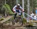 For possibly the first time in World Cup history, Steve Peat did not qualify for the final 		CREDITS:  		TITLE: 2015 Val di Sole World Cup 		COPYRIGHT: Rob Jones/www.canadiancyclist.com 2015 -copyright -All rights retained - no use permitted without prior