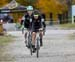Trevor ODonnell (Realdeal/DOrnellas p/b Garneau) and Aaron Schooler (Focus Canada) 		CREDITS:  		TITLE: 2016 Vaughan Cyclocross Classic 		COPYRIGHT: Rob Jones/www.canadiancyclist.com 2016 -copyright -All rights retained - no use permitted without prior; w