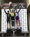 Elite Women podium 		CREDITS:  		TITLE: 2016 Vaugh Cyclocross Classic 		COPYRIGHT: www.canadiancyclist.com