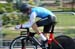 Tristen Chernove competes in the Para-Cycling Time Trial Men C2 -  Gold medal 		CREDITS:  		TITLE: Rio 2016 Paralympiques 		COPYRIGHT: