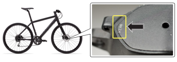 Thumbnail Credit (canadiancyclist.com): The bicycle's fork axle can crack, posing a fall hazard