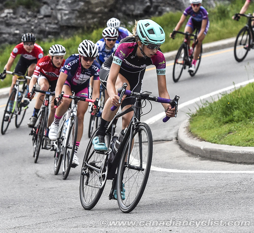 Canadian Cyclist Rise Racing Announces 2017 Squad