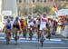 Kristoffer Halvorsen takes the win 		CREDITS:  		TITLE: 2016 Road World Championships, Doha, Qatar 		COPYRIGHT: Rob Jones/www.canadiancyclist.com 2016 -copyright -All rights retained - no use permitted without prior; written permission