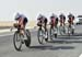 Rabo LIV Women Cycling Team  		CREDITS:  		TITLE: 2016 Road World Championships, Doha, Qatar 		COPYRIGHT: ROBERT JONES/CANADIANCYCLIST.COM