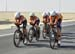 Boels Dolmans Cycling Team  		CREDITS:  		TITLE: 2016 Road World Championships, Doha, Qatar 		COPYRIGHT: ROBERT JONES/CANADIANCYCLIST.COM