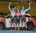 Podium:  		CREDITS:  		TITLE: 2016 Milton Challenge - Women Points Race 		COPYRIGHT: Rob Jones/www.canadiancyclist.com 2016 -copyright -All rights retained - no use permitted without prior; written permission