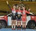 Podium: Ali Van Yzendoorn, Kassandra Kriarakis, Marcy Bardman 		CREDITS:  		TITLE: 2016 Milton Challenge - Junior Women Keirin 		COPYRIGHT: Rob Jones/www.canadiancyclist.com 2016 -copyright -All rights retained - no use permitted without prior; written pe