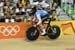 Allison Beveridge, Womens Omnium flying lap 		CREDITS:  		TITLE: DSC_7165.JPG 		COPYRIGHT: