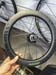 The first carbon folding bike wheel I
