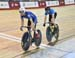 Qualifying - Composite 1 (Laura Brown/Kate OBrien) 		CREDITS:  		TITLE: 2016 National Track Championships - Women Team Sprint 		COPYRIGHT: Rob Jones/www.canadiancyclist.com 2016 -copyright -All rights retained - no use permitted without prior; written per