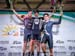 Mens podium 		CREDITS:  		TITLE: 2017 BCSuperweek, Tour de White Rock, Criterium, 		COPYRIGHT: Scott Robarts Photography