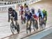 Scratch Race, lapped riders chasing the leaders 		CREDITS:  		TITLE: 2017 Cali UCI World Cup 		COPYRIGHT: Rob Jones/www.canadiancyclist.com 2017 -copyright -All rights retained - no use permitted without prior; written permission