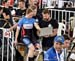Analyzing the first Keirin ride 		CREDITS:  		TITLE: 2017 Cali UCI World Cup 		COPYRIGHT: Rob Jones/www.canadiancyclist.com 2017 -copyright -All rights retained - no use permitted without prior; written permission