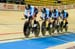 Women Team Pursuit Qualifying 		CREDITS:  		TITLE:  		COPYRIGHT: Guy Swarbrick/TLP Routes to Market Ltd