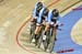 Women Team Pursuit - First Round and Final 		CREDITS:  		TITLE: 2017 Track World Cup 1,  Pruszkow, Poland 		COPYRIGHT: Guy Swarbrick/TLP