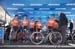 Rally team presentation 		CREDITS:  		TITLE: Amgen Tour of California, 2017 		COPYRIGHT: ?? Casey B. Gibson 2017