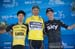 Stage 2 GC podium 		CREDITS:  		TITLE: Amgen Tour of California, 2017 		COPYRIGHT: ?? Casey B. Gibson 2017