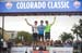 Final GC podium: Serghei Tvetcov, Manuel Senni, Alex Howes 		CREDITS:  		TITLE: 2017 Colorado Classic 		COPYRIGHT: ?? Casey B. Gibson 2017