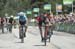 Final sprint: Bookwalter, Kuss and Piccoli 		CREDITS:  		TITLE: 2017 Tour of Utah 		COPYRIGHT: ?? Casey B. Gibson 2017