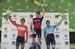 Podium: Kuss, Bookwalter, Piccoli  		CREDITS:  		TITLE: 2017 Tour of Utah 		COPYRIGHT: ?? Casey B. Gibson 2017